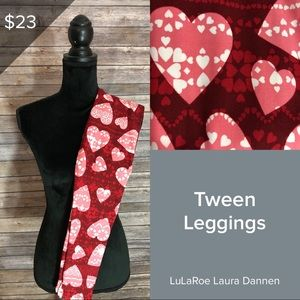 Tween Leggings